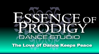 "Essence Of Prodigy Dance Studio ""The Love Of Dance Keeps Peace"""